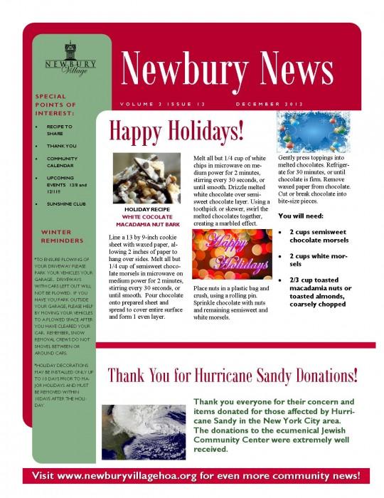 Dec2012Newsletter-PublicVersion