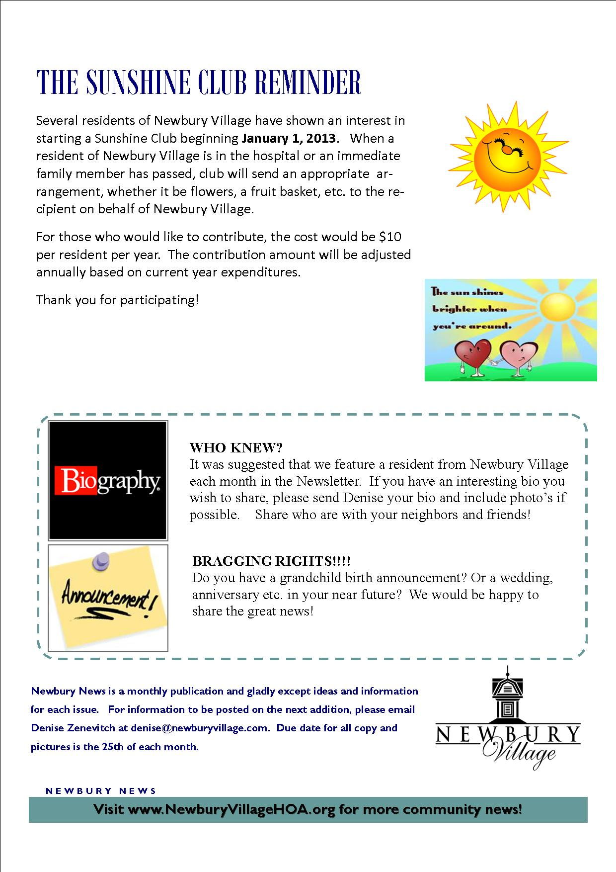 JAN 2013Newsletter-PublicVersion3